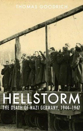 Hellstorm book cover
