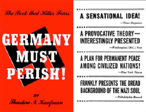 Germany Must Perish book cover